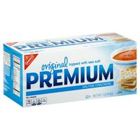 Nabisco Original Premium Saltine Crackers