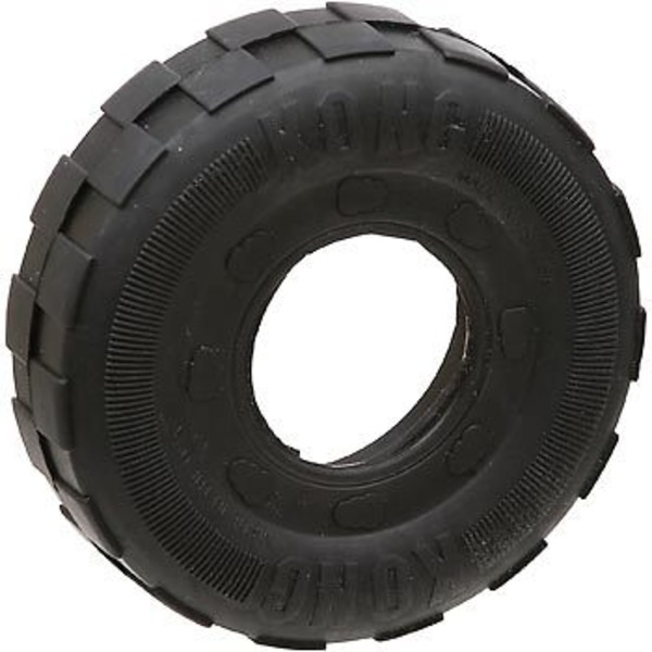 Kong Co. Large Traxx Tire Dog Toy 4.5