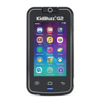 VTech KidiBuzz G2 Kid Electronic Smart Device with KidiConnect, Black