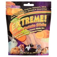 Brown's Extreme! Sweet Potato Treat Sticks, 3.5 oz.
