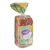 Great Value Organic Multi-Grain & Seeds Bread, 20 oz