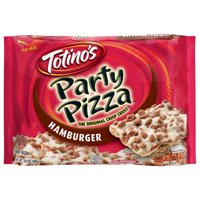 Totino's Hamburger Party Pizza, 10.9 oz