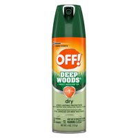 OFF! Deep Woods Insect Repellent VIII Dry, 4 oz (1 ct)