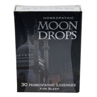Homeopathic Historical Remedies Moon Drops  Lozenges for Sleep
