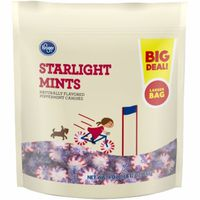Kroger Peppermint Starlight Mints