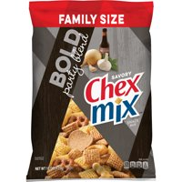 Chex Mix Snack Mix, Bold Party Blend, 15 oz Family Size