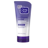 Clean & Clear Continuous Control Acne Cleanser - 5 fl oz