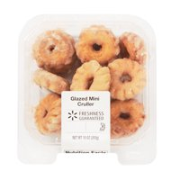Wal-mart Bakery Glazed Mini Crullers
