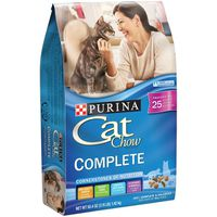 Purina Cat Chow Dry Cat Food, Complete