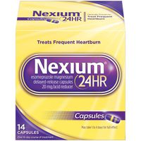 Nexium 24 Hr Acid Reducer Delayed-Release Capsules