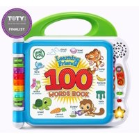 Leapfrog Learning Friends 100 Words Bilingual Electronic Book