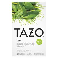 Tazo Tea Tea Bags Green Tea