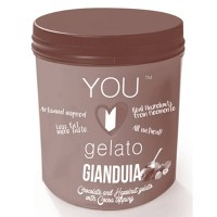 You Love Gelato Hazelnut Frozen Gelato - 16oz
