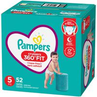 Pampers 360˚ Fit Diapers Size 5