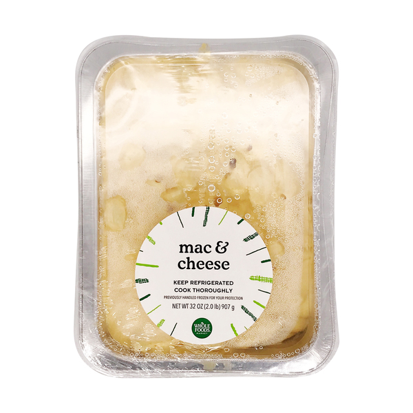 Whole foods market™ Macaroni And Cheese, 32 oz