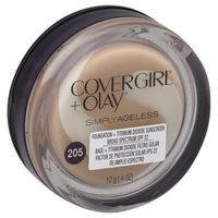 CoverGirl + Olay Simply Ageless Foundation SPF 28 205 Ivory