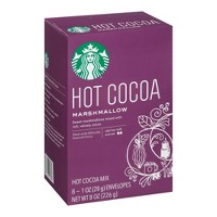 Starbucks Toasted Marshmallow Hot Cocoa Mix - 8ct