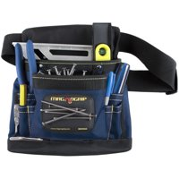 MagnoGrip 8-Pocket Tool Pouch, Blue
