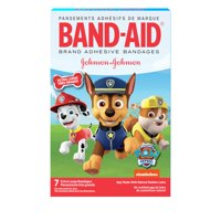 Band-Aid Bandages, Nickelodeon Paw Patrol, Extra Large, 7 ct