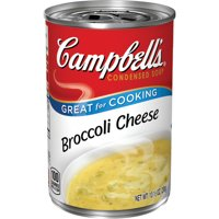 Campbell'sCondensed Broccoli Cheese Soup, 10.5 oz. Can