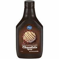 Kroger Chocolate Syrup