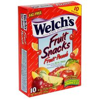 Welch's Fruit Snacks, Fruit Punch