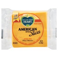 Follow Your Heart American Cheese Slices, 7 oz., 10 Count