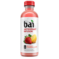 Bai Sao Paulo Strawberry Lemonade Antioxidant Infusion Beverage, 18 Fl. Oz.