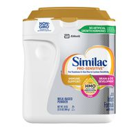 Similac Pro-Sensitive HMO Infant Formula, 34 oz