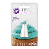 Wilton Round Cake Decorating Tip 1A