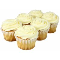 Central Market White Cupcake With Buttercream