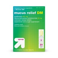 Mucus Relief DM Extended Release Tablets - 20ct - Up&Up™