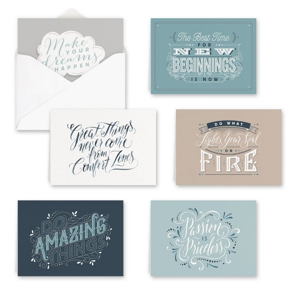Great Things Greeting Cards