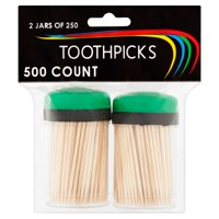 Toothpicks, 500 Count
