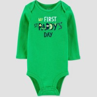 Baby My First Bodysuit - Just One You® made by carter's Green