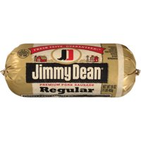 Jimmy Dean® Premium Pork Regular Sausage Roll, 16 oz.