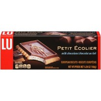 Lu Le Pims Milk Chocolate Biscuit Cookie - 5.29oz