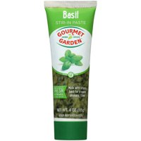 Gourmet Garden Basil Stir-In Paste, 4 oz