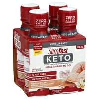 SlimFast Meal Replacement Shake, Vanilla Cream