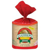 Guerrero White Corn Tortillas, 80 Count