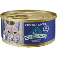 Blue Wilderness Cat Food, Natural, Chicken Recipe, Can