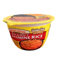 Golden Star Jasmine Rice, Prime Grade, Hot & Spicy