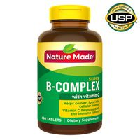 Nature Made Super B-Complex Tablets, 460 ct