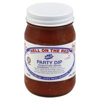 Hell On The Red Party Dip, Mild