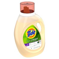Tide Purclean Honey Lavender Laundry Detergents - 100oz