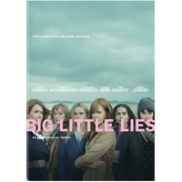 Big Little Lies: The Complete Second Season (DVD)