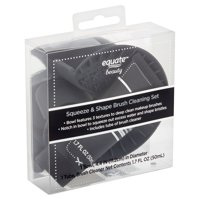 Equate Beauty Squeeze & Shape Brush Cleaning Set
