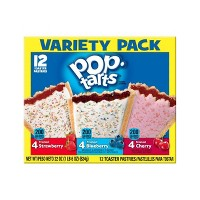 Pop-Tarts Frosted Variety Pack Pastries - 12ct / 20.31oz