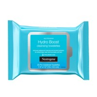 Neutrogena Hydroboost Cleansing Wipes - 25ct