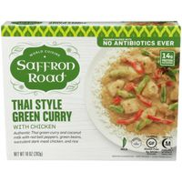 Saffron Road Thai Style Green Curry With Chicken